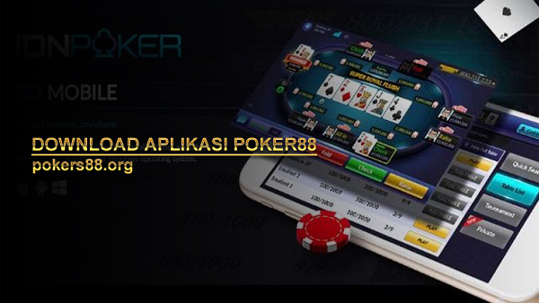 Download Aplikasi Poker88